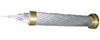 AAAC aluminum alloy conductor cable